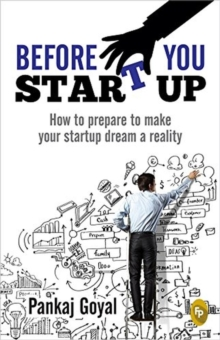 Before you start up, Paperback / softback Book