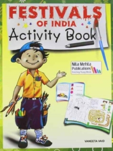 Activity Book-Festivals of India, Paperback Book