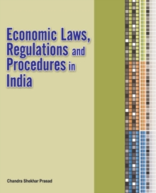 Economic Laws, Regulations & Procedures in India, Hardback Book