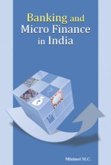 Banking & Micro Finance in India, Hardback Book