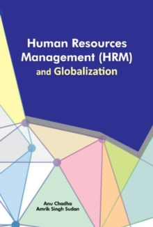 Human Resources Management (HRM) & Globalization, Hardback Book