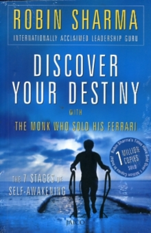 Discover Your Destiny : T7 Stages of Self Awakening, Paperback Book
