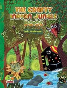 The Crafty Indian Jungle Book, Paperback Book