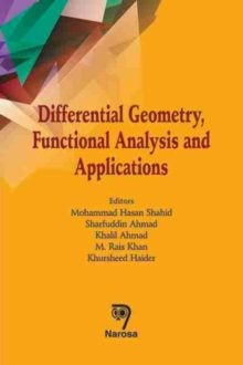 Differential Geometry, Functional Analysis and Applications, Hardback Book