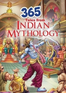 365 Tales from Indian Mythology, Hardback Book