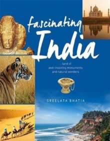 Fascinating India, Hardback Book