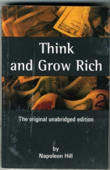 Think and Grow Rich, Paperback Book