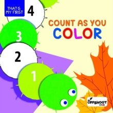 Count as You Color, Paperback Book