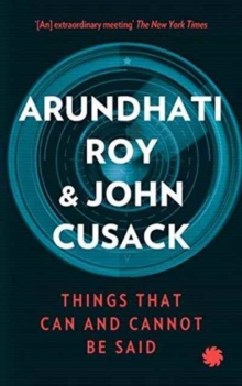Things That Can and Cannot be Said, Paperback Book