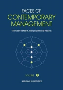Faces of Contemporary Management, Paperback Book