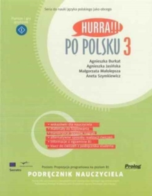 Hurra!!! Po Polsku : Teacher's Handbook Volume 2, Paperback / softback Book