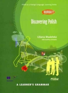 Hurra!!! A Learner's Grammar - Polish Grammar Book - Discovering Polish, Paperback / softback Book
