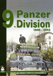 9. Panzer Division : 1940-1942, Paperback Book