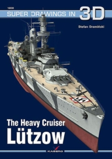The Heavy Cruiser Lutzow, Paperback Book
