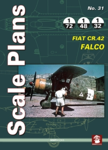 Scale Plans No. 31: Fiat CR.42 Falco, Paperback Book