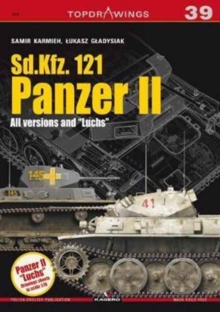 "Sd.Kfz. 121 Panzer II. All Versions ""Luchs"", Paperback Book"