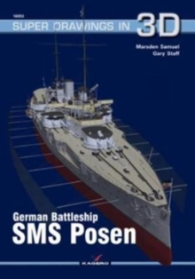German Battleship SMS Posen, Paperback Book