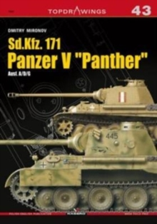 SDKFZ 171 PANZER V PANTHER, Paperback Book