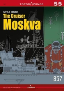 The Cruiser Moskva, Paperback / softback Book