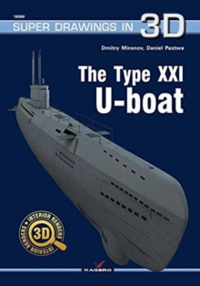 The Type Xxi U-Boot, Paperback / softback Book