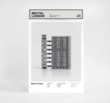 Brutal London: Balfron Tower : Build Your Own Brutalist London, Paperback Book