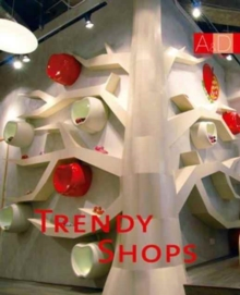 Trendy Shops, Hardback Book