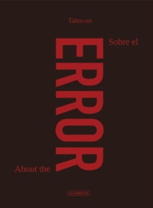 About the Error, Hardback Book
