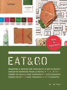 Eat and Go: Branding and Design Identity for Takeaways and Restaurants, Paperback Book