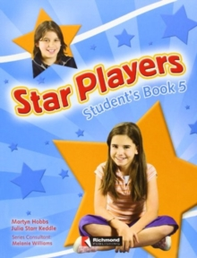 Star Players 5 Student's Pack (SB & Cut-Outs & CD) Intermedi, Board book Book