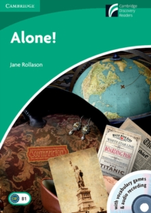 Alone! Level 3 Lower-Intermediate with CD Extra and Audio CD, Mixed media product Book