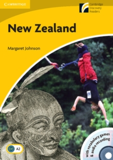 New Zealand Level 2 Elementary/Lower-Intermediate Book with CD-ROM/Audio CD Pack : New Zealand Level 2 Elementary/Lower-intermediate Book with CD-ROM/Audio CD Pack Level 2, Mixed media product Book