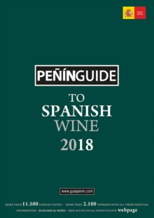 Penin Guide to Spanish Wine, Paperback Book