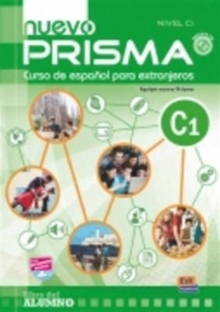 Nuevo Prisma C1 : Student Book +CD, Mixed media product Book