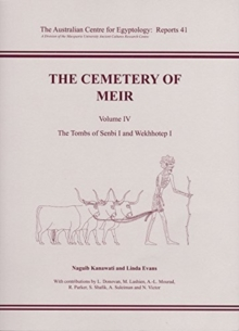 CEMETERY OF MEIR, Paperback Book