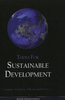 Tools for Sustainable Development, Hardback Book