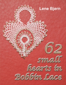 62 Small Hearts in Bobbin Lace, Paperback Book