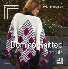 Domino-Knitted Shawls, Paperback Book