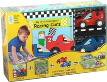 My Little Racing Circuit, Hardback Book