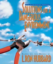 Solutions for a Dangerous Environment, Pamphlet Book