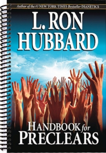 Handbook for Preclears, Spiral bound Book