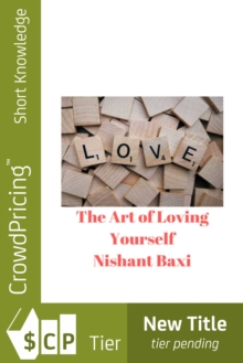 The Art of Loving Yourself, EPUB eBook