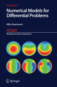 Numerical Models for Differential Problems, PDF eBook