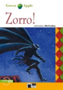 Green Apple : Zorro! + audio CD, Mixed media product Book