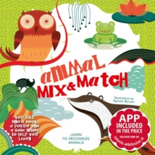 Animal Mix and Match : Memory Game, Mixed media product Book