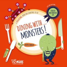 Dining with Monsters, Hardback Book