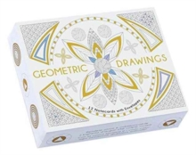 Geometric Drawings, Cards Book