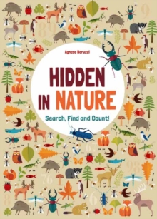 Hidden in Nature : Search, Find and Count, Hardback Book