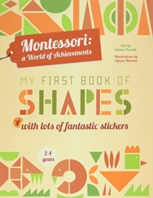 Montessori: My First Book of the Shapes, Paperback / softback Book