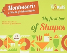 Montessori : My First Box of Shapes, Other book format Book