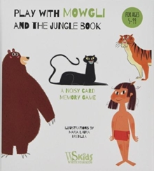 Play with Mowgli and the Jungle Book : Card Game, Other book format Book